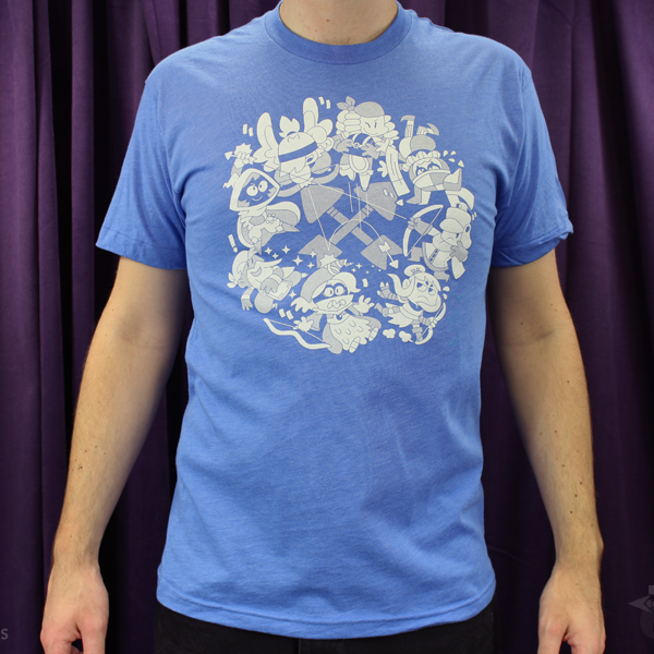 TowerFall Shirts