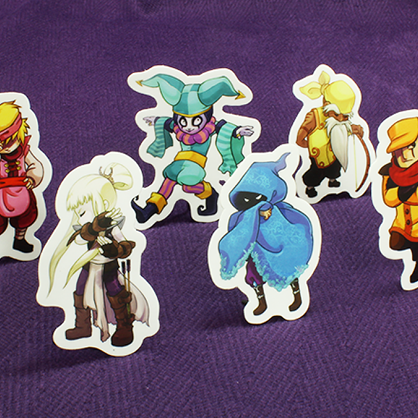 TowerFall Stickers